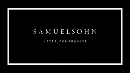 Samuelsohn 20 Second BTS
